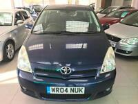 2004 Toyota Corolla Verso - 10ToyotaStamp - Service History - 03/18MOT - 1Keeper