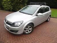 2007 Vauxhall Astra 1.6i 16v SXi WITH AIR/CON AND ELEC/PACK