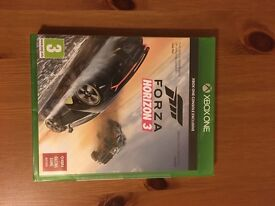 Forza Horizon 3 Xbox One, Brand new and sealed