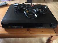 Samsung DVD player/ radio