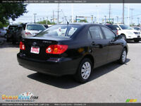 2003 Toyota Corolla Sedan..PARTS ONLY NOT WHOLE CAR..