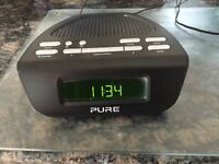Pure DAB Radio/Alarm Clock