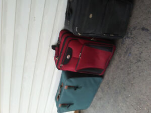 Suite Case/Luggages For Free