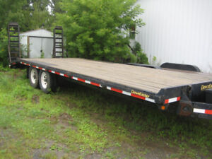 20' by 8' DownEaster Trailer