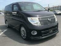 Toyota Alphard HWS Black Leather Limited MPV Petrol Automatic