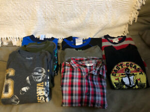 Lot of Boys Clothes - size 10-12 (medium)