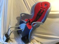 Hamax child seat for bicycle
