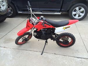125 Demon Dirtbike