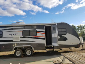 2008 KZ-Coyote MXT264 Holiday Trailer