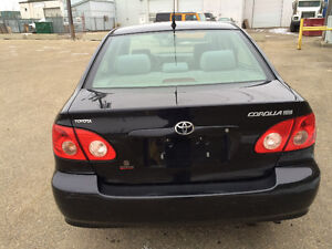 2008 TOYOTA COROLLA CE......NO ACCIDENTS CLEAN CARPROOF Edmonton Edmonton Area image 8