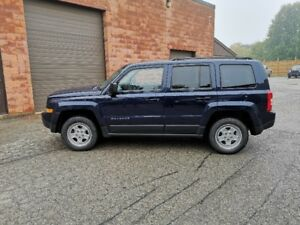 2014 Jeep Patriot 4x4 $6,950