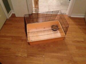 Moyenne cage pour rat, hérisson, furet, lapin nain, etc!!