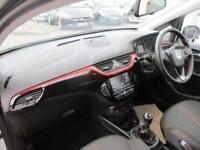 2017 Vauxhall Corsa Sri 1.4 5dr Hatch 5 door Hatchback