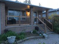 Residential painting, drywall repair