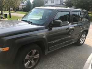 2011 Jeep Patriot SUV, Crossover AS IS