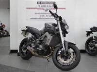 63 REG YAMAHA MT 09 GREAT VALUE GOOD HISTORY LOADS OF FUN FOR UNDER 5 GRAND