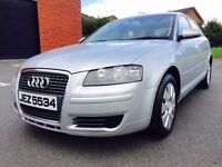 SEPTEMBER 2006 AUDI A3 SPECIAL EDITION 1.6 PETROL FULL SERVICE HISTORY