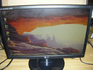 3 Monitors for sale