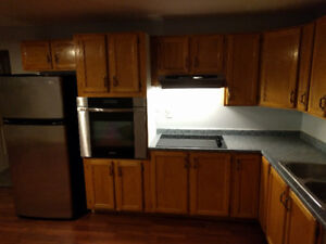 Duplex for rent in pieceful Fall River