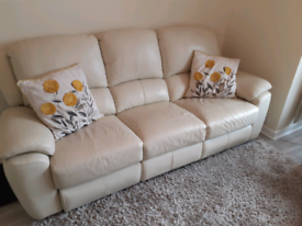 Three seater / two seater settees