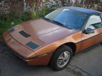 1984 Pontiac Fiero Coupé