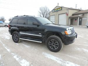 2008 JEEP GRAND CHEROKEE DIESEL 4X4 EXCELLENT CONDITION