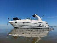 Chaparral Signature 290, Powerful, Modern, Beautiful from top...