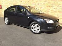 2008 FORD FOCUS DIESEL - 1 YEARS MOT - 55 MPG - ABSOLUTELY LOVELY TO DRIVE