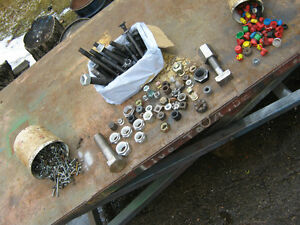 NUTs  ,   BOLTs  ,WASHERs   +  (MORE)