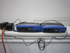 Belkin Routers BEFSX41 and BEFSR41