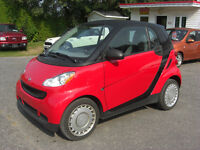 smart fortwo 2010 (78,000km)