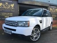 2006 Land Rover Range Rover Sport 2.7TD V6 auto FULL INTERIOR OVERHAUL
