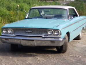 1963 Ford Galaxie 500 - All Numbers Car - Appraised