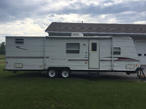 29ft Aristocrat travel trailer
