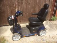 Road legal 8mph mobility scooter
