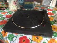 Sony Separate CD and Record Turntable with Remote