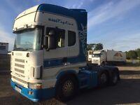 Scania 164 480 V8 Classic