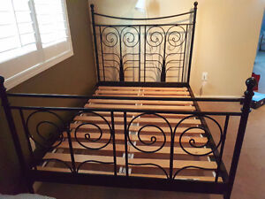 IKEA Beautiful Wrought Iron Double Frame