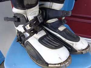 Motocross boots in 12   recycledgear.ca Kawartha Lakes Peterborough Area image 1