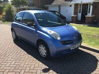 Nissan Micra 1.2, 2005, need gone today