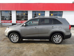2011 Kia Sorento EX AWD*BLOWOUT* Roof* Heated leather* Rev.Cam