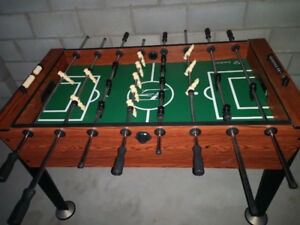 Baby foot - Soccer sur table