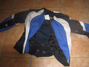 FS: Ladies' motorcycle jacket and boots