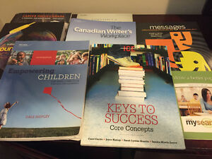 ECE program textbooks