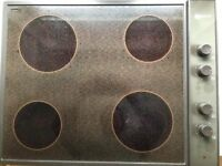 NEFF Ceramic Hob Model ETT 920 in Brown