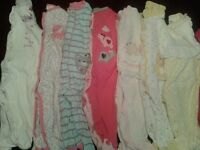Lot de pyjamas 3-6 mois - fille