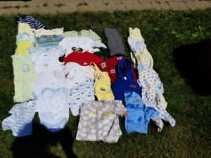 Baby Clothes - Lot D - Size 3-6 Months