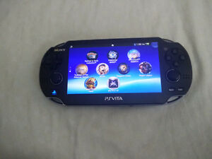Trading old gen PS Vita for New Gen