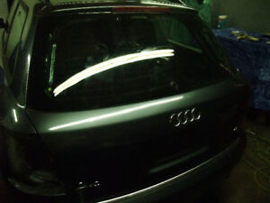2002 AUDI A4 AVANTE WAGON 1.8 TURBO REAR TAILGATE WITH GLASS