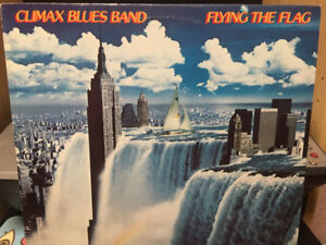 Vinyl-Climax Blues Band-Flying The Flag
